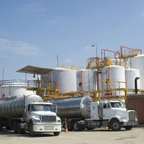 Complete Tank Farm and Tank Truck Accommodations